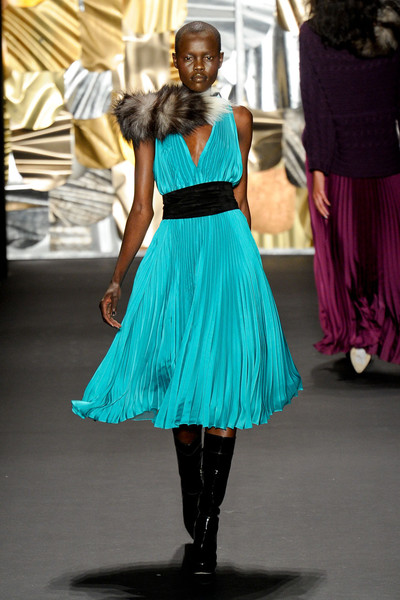 Tracy Reese at New York Fall 2011