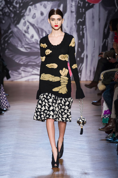 Tsumori Chisato at Paris Fall 2013