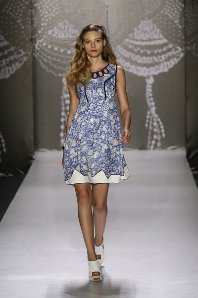 Twinkle by Wenlan at New York Spring 2008
