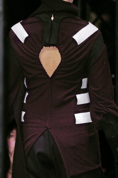 Undercover at Paris Fall 2005 (Details)