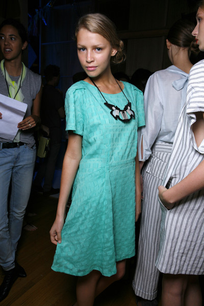 United Bamboo Spring 2009 - Backstage