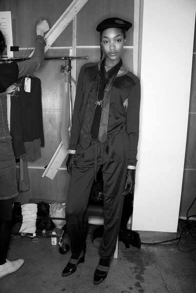 VPL by Victoria Bartlett Fall 2007 - Backstage