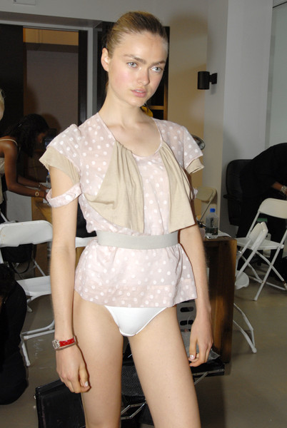 VPL by Victoria Bartlett Spring 2007 - Backstage