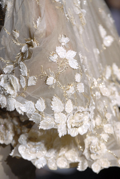 Valentino at Couture Fall 2006 (Details)