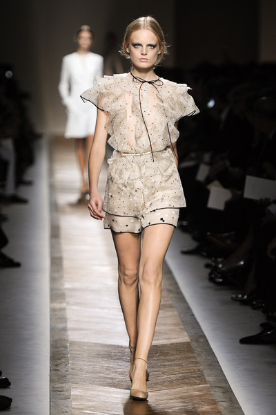 Valentino Spring 2011 Runway Pictures