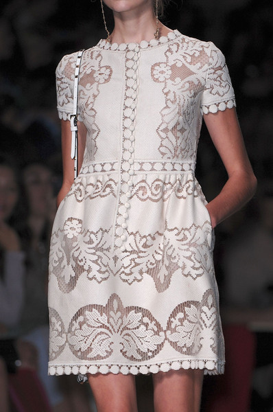 Valentino at Paris Spring 2012 (Details)