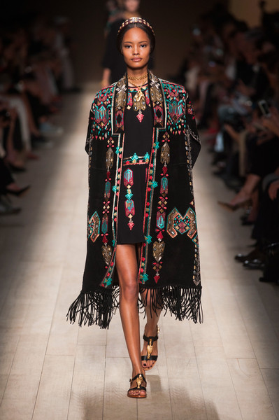 Valentino at Paris Spring 2014