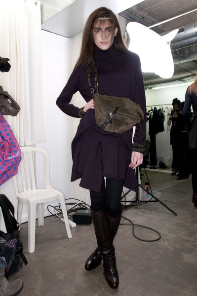 Vanessa Bruno Fall 2009 - Backstage