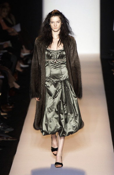 Vera Wang at New York Fall 2005