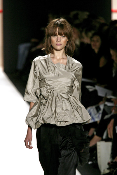 Vera Wang at New York Spring 2007