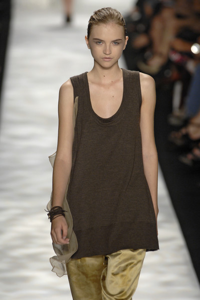 Vera Wang at New York Spring 2008