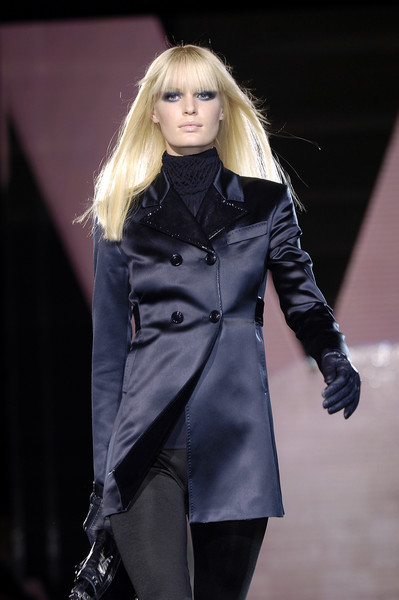Versace at Milan Fall 2006