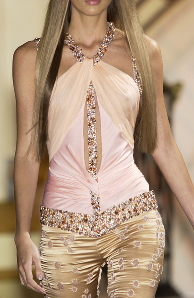 Versace clup at Couture Spring 2004 (Details)