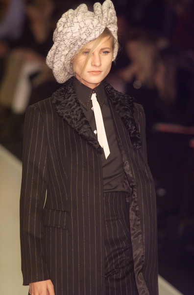 Victor Victoria at Milan Fall 2001