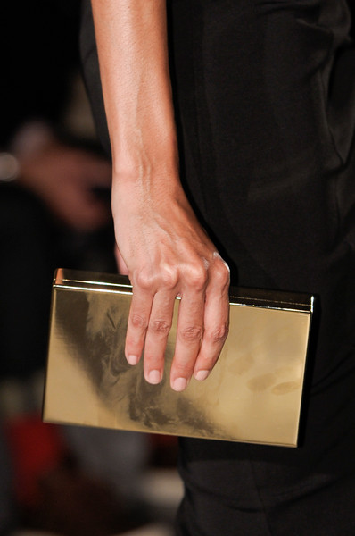 Best Spring 2013 Runway Nails - Victoria Beckham