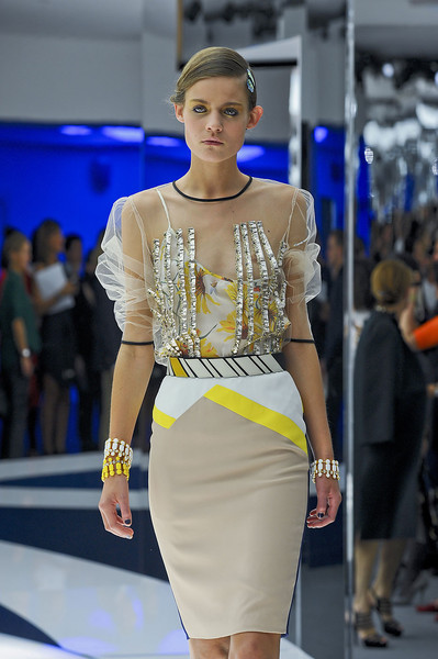 Vionnet at Paris Spring 2012