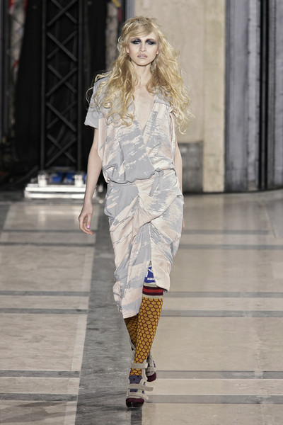 Vivienne Westwood at Paris Fall 2009