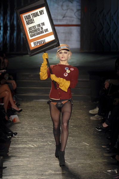 Vivienne Westwood Red Label Fall 2008