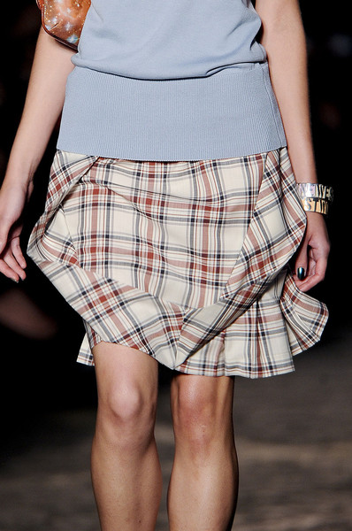 Vivienne Westwood at London Spring 2012 (Details)