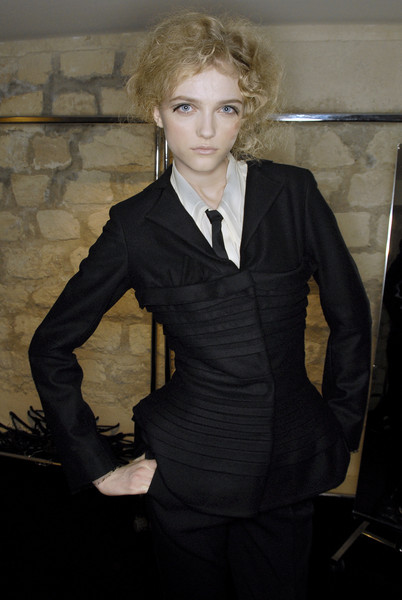 Wunderkind Fall 2007 - Backstage