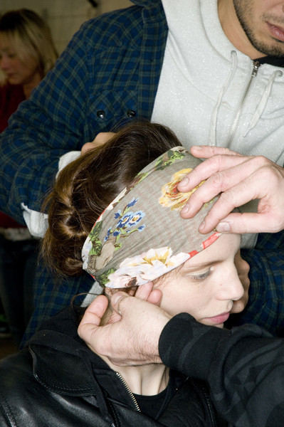 Wunderkind Spring 2009 - Backstage