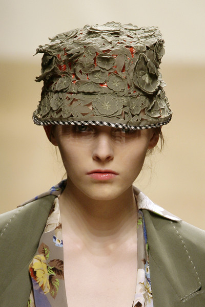 Wunderkind at Paris Spring 2009 (Details)