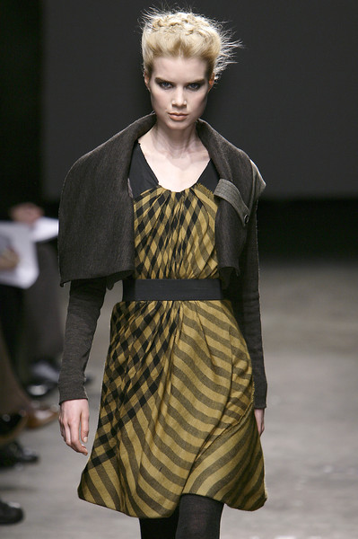 Yigal Azrouël Fall 2008