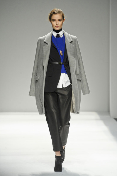 Yigal Azrouël Fall 2011