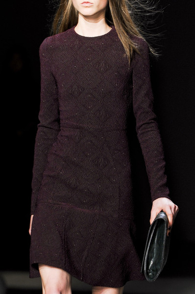 Yigal Azrouël at New York Fall 2013 (Details)