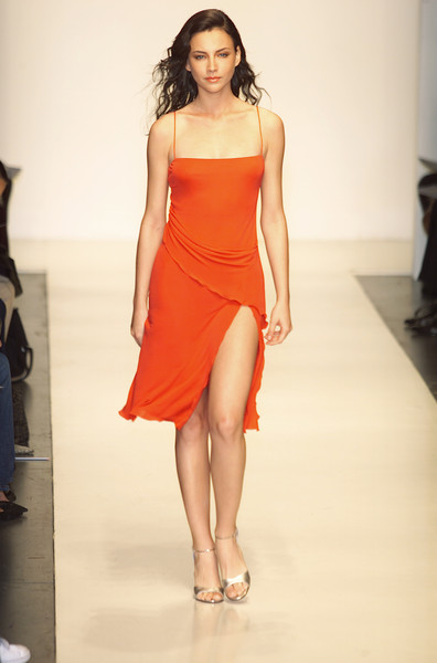 Yigal Azrouël at New York Spring 2001