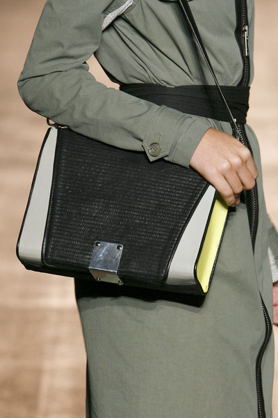 Yigal Azrouël at New York Spring 2011 (Details)
