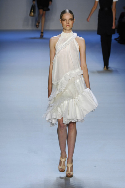 Zac Posen at New York Spring 2008