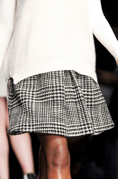 Zoe Jordan at London Fall 2013 (Details)