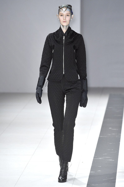 Zucca at Paris Fall 2009