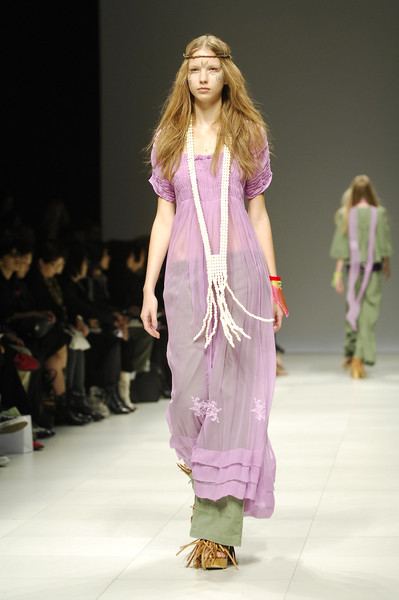 Zucca at Paris Spring 2008