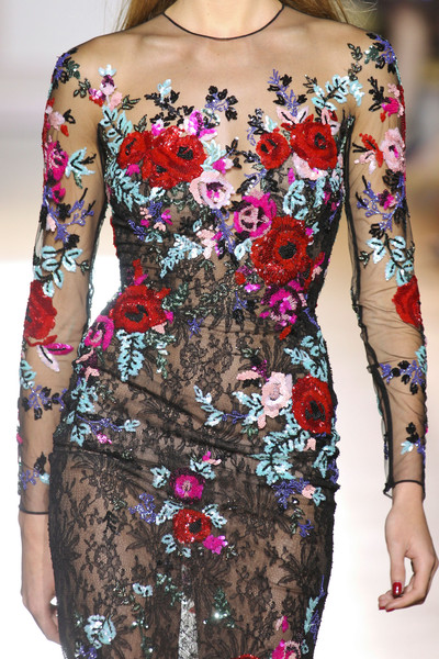 Zuhair Murad at Couture Fall 2012 (Details)