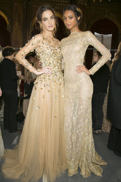 Zuhair Murad At Couture Spring 2013 Stylebistro
