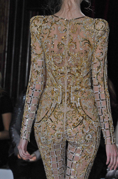 Zuhair Murad at Couture Spring 2013 (Details)