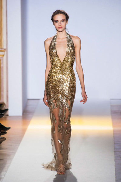 Zuhair Murad at Couture Spring 2013
