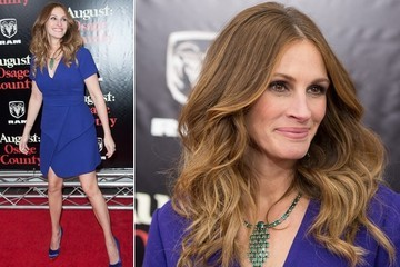 Well, Color Us Cobalt (Just Like Julia Roberts)