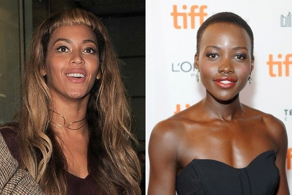 Beyoncé's New Baby Bangs, Why Lupita Nyong'o Really Shaved Her Head, the iPhone 6's Hairy Problem and More