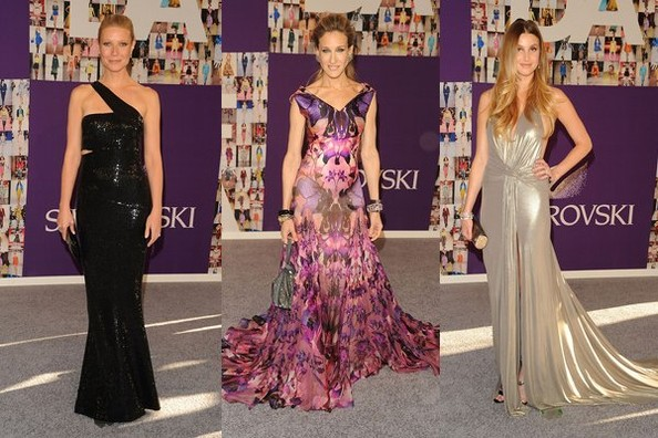 The Best Dressed at the 2010 CFDA Fashion Awards