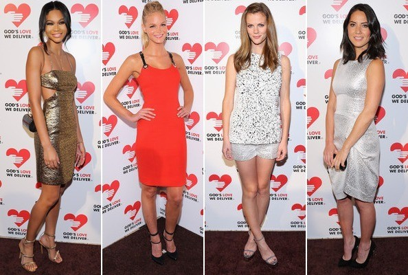 Best & Worst Dressed - Michael Kors Golden Heart Gala 2012
