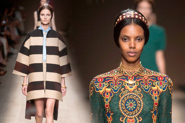 Paris Fashion Week's Most Memorable Runway Looks