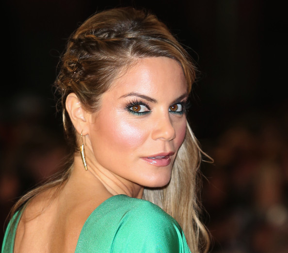 Braid of the Day: Charlotte Jackson's Super-Easy Trick to Pretty-ing Up a Basic Ponytail