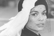 Bianca Jagger's Chicest Outfits
