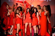 Macy's Go Red For Women Runway Show at NYFW Fall 2015