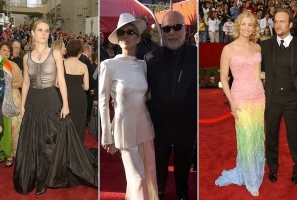 Celebrities' Worst Red Carpet Moments