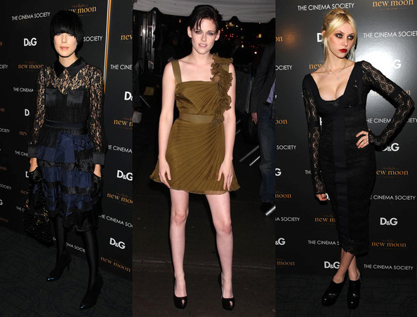 Best and Worst Dressed at NYC Screening of 'New Moon'