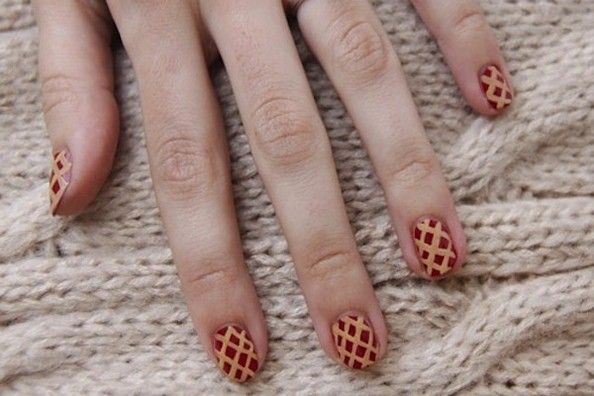 DIY Thanksgiving Nail Art: 10 Turkey Day Nail Ideas to Try